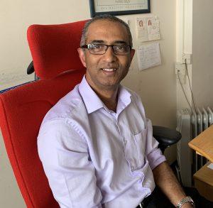 Dr H Anijeet