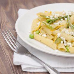 Pea and Feta Salad