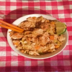 Vegetarian Nasi Goreng